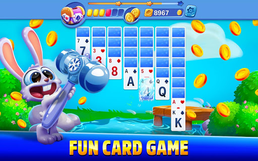 Solitaire Showtime: Tri Peaks Solitaire Free & Fun apkmr screenshots 6