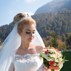 Wedding photographer Karina Varavina (VRphoto). Photo of 16.10.2016