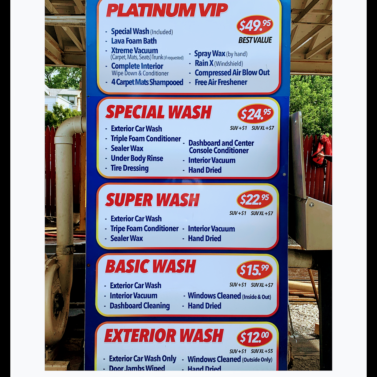 West Orange Car Wash Car Wash In West Orange