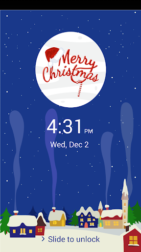 Christmas Wallpaper ScreenLock