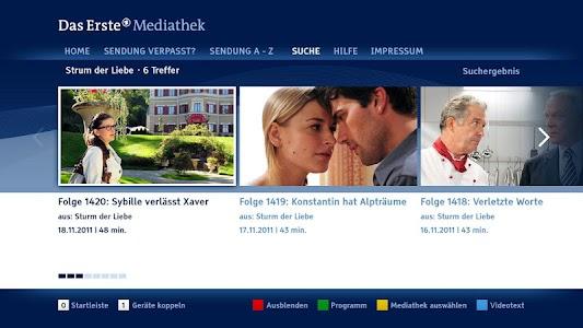 Das Erste Android Tv First German Television Ard Live Films