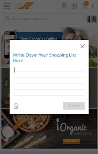 TSC Online Grocery Shopping- screenshot thumbnail