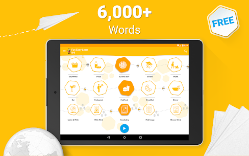 Learn Hindi – 6000 Words – FunEasyLearnApp Download For Android and iPhone 9
