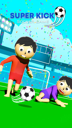 Télécharger Super Coup de pied Football APK MOD (Astuce) screenshots 1