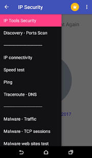 IP Tools + security - náhled