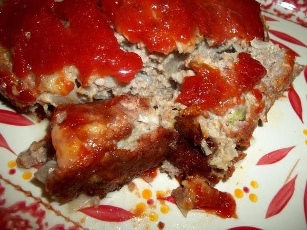 ~ My Version Of Pioneer Woman's Meatloaf ~ Recipe
