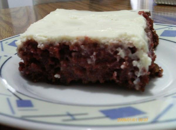 Red Velvet Tres Leches Cake Recipe