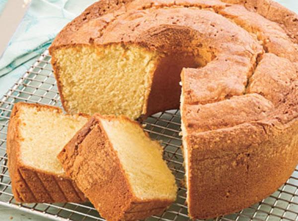 Mrs. Ruby's Pound Cake Recipe