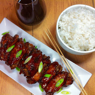 Chinese Style Chicken Wings.