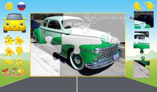 Puzzles cars  screenshots 11