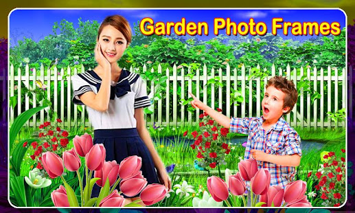 App Garden Frame Photo Editor 2019 APK for Windows Phone