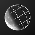 Lunescope Pro 🔭🌘 Moon & Eclipse Viewer icon