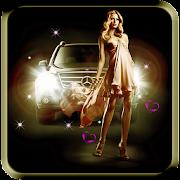 Model Car LiveWallpaper