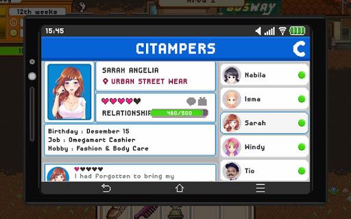 Citampi Stories: Love and Life Sim RPG 1.67.3r screenshots 15