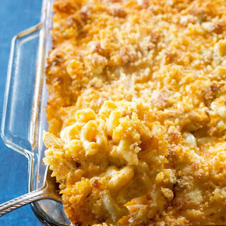 Buffalo Chicken Macaroni and Cheese.