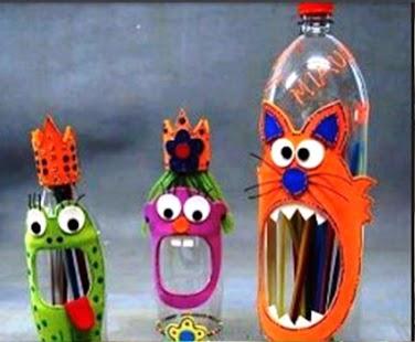 Creative bottle shape - náhled