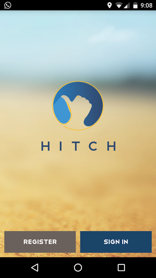 Hitch- screenshot