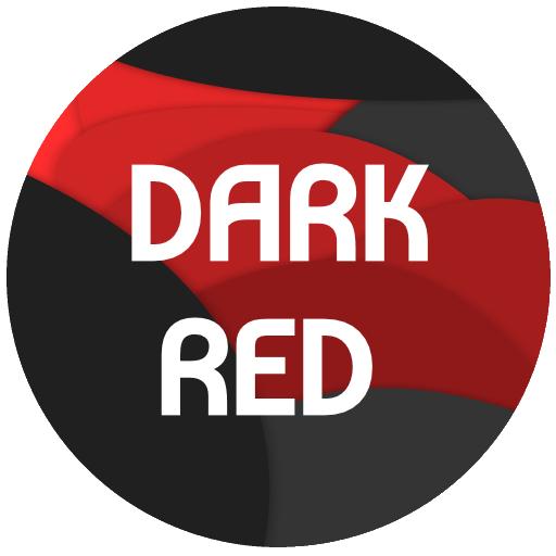 Dark Red Theme For LG G6 - G5 - V20 - V10 - K10