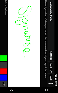 Autograph My Photo screenshot 7