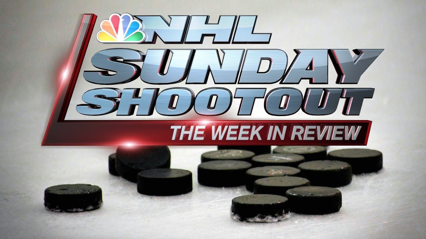 Watch NHL Sunday Shootout: The Week in Review live