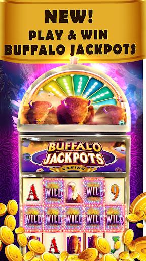 Buffalo Jackpot Casino Games & Slots Machines 2.1.1 screenshots 4