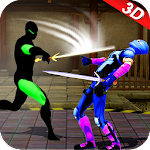 Ninja Warrior Karate Fighting: Kung Fu Tiger 2017 Icon