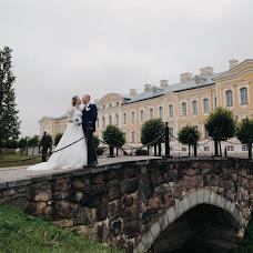 Wedding photographer Darya Mitina (daryamitina). Photo of 19.10.2017