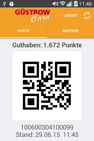 GüstrowCard-App