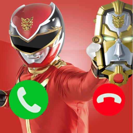Fake Call From Power Prank Rangers