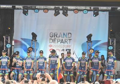 Wanty-Groupe Robert dévoile sa liste pour le Tour de France : trois Belges en font partie