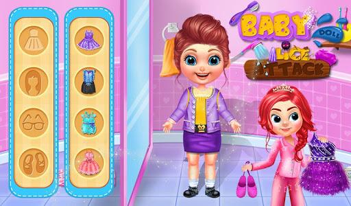 Baby Doll Lice Attack v1.0.1