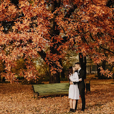Wedding photographer Katerina Semenova (ekse). Photo of 29.10.2018