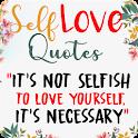 Self Love Quotes: Care yourself, Self Esteem New icon