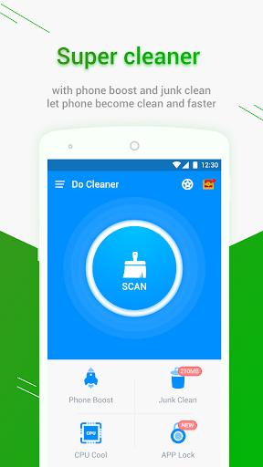 Do Cleaner-Super Fast Boost screenshot 1