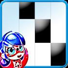 Ladybug Endless Piano Tiles icon