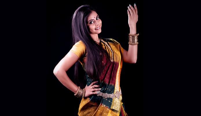 Tamil speaking actress Gayathri