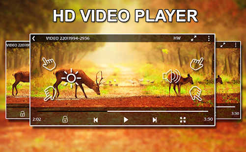 Full HD Video Player - MAX Player 2018 - náhled