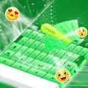 Cursive Keyboard icon