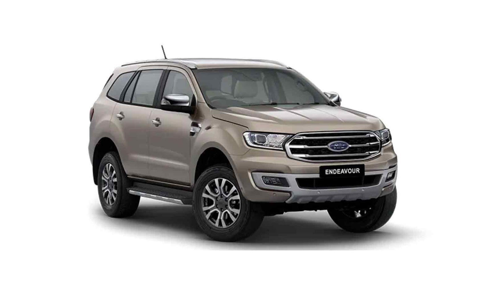 Ford Endeavour exterior image