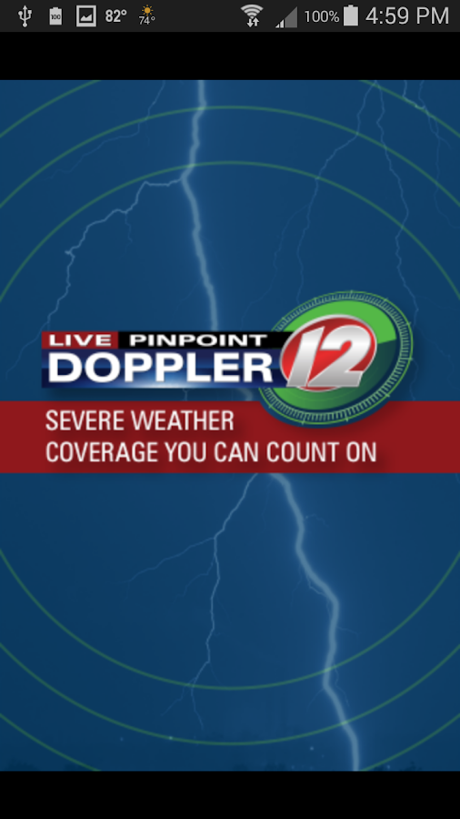WPRI Weather- screenshot