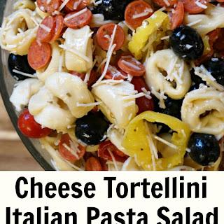 Three Cheese Tortellini Pasta Recipes.