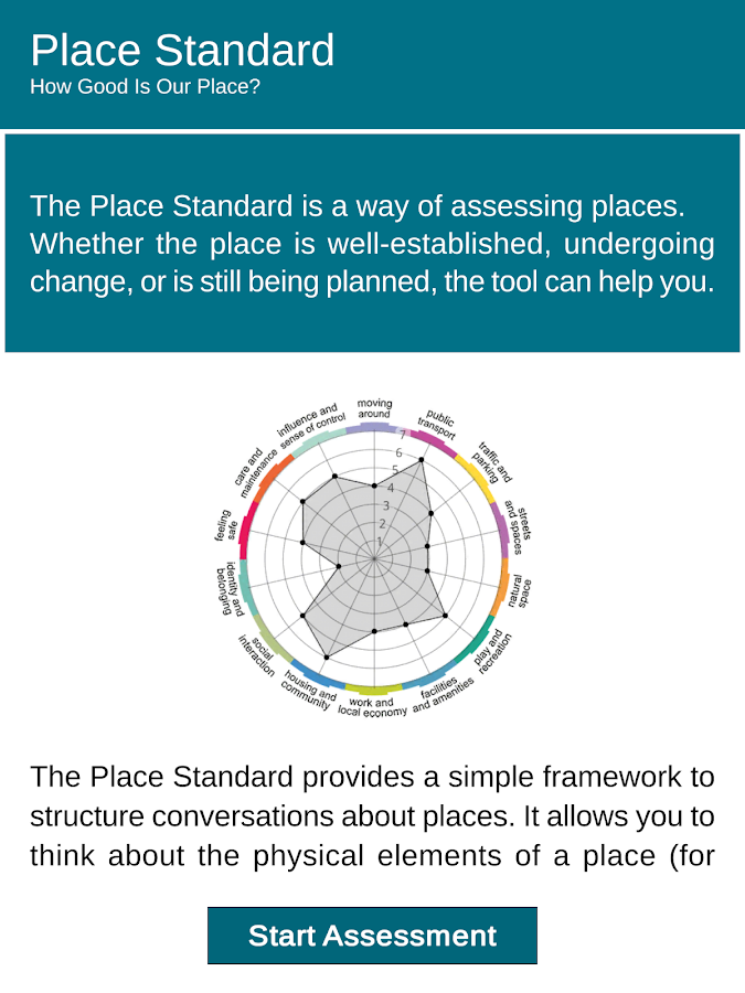 Place Standard- screenshot