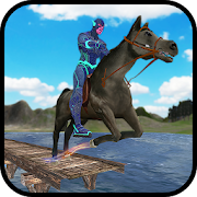 Super Cliff Horse Sim: Rescue missions