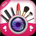 Selfie Makeup Camera Beauty Filter Photo Editor icon