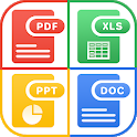 Document Reader - Word, PDF, XLXS, PPT, Txt Files icon