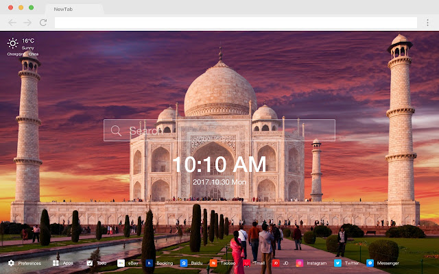 India New Tabs HD Wallpapers Themes