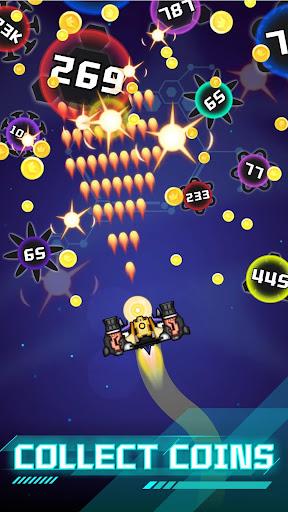 Space Raid u2014 Shooting Virus in Galaxy apktram screenshots 3