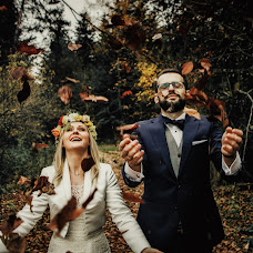 Wedding photographer Robert Czupryn (RobertCzupryn). Photo of 08.11.2017