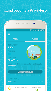 Instabridge - Free WiFi screenshot