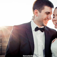 Wedding photographer Artur Danilov (Art-Danilov). Photo of 26.02.2015